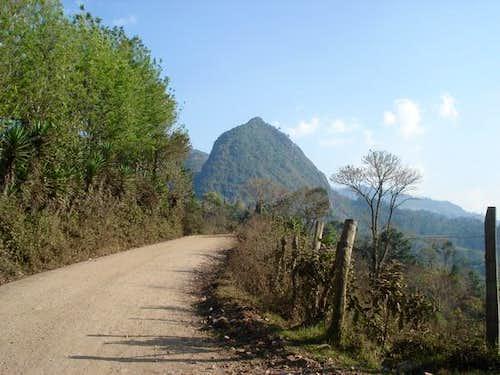 Pico Tomastepeque ó Pico Palencia