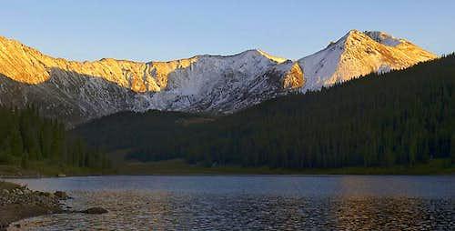 Clinton reservoir