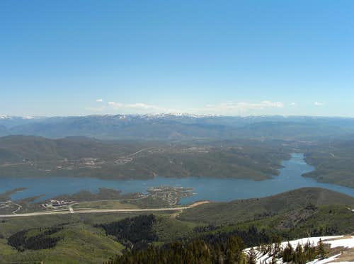 Bald Mountain View
