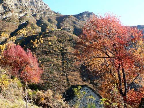 Autumn in Valgrande...