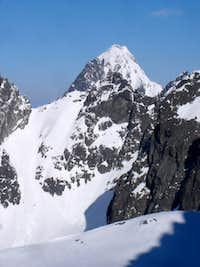 Vysoka (2560m)-the Queen