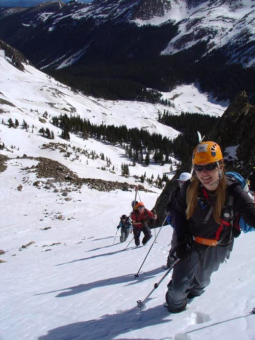 Ski Gems in Williams Lake Basin