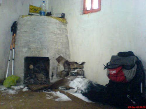 Darabad Huts