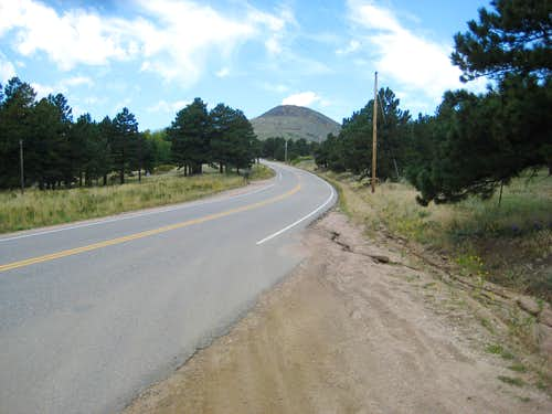 Sugarloaf Mountain (Boulder, CO)