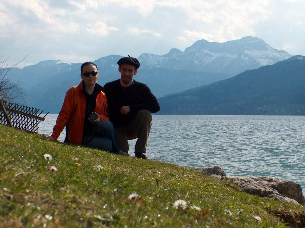 Attersee, Ausria, 2007