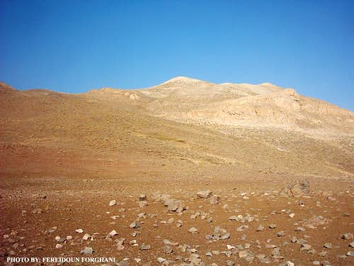 Mt Boloor