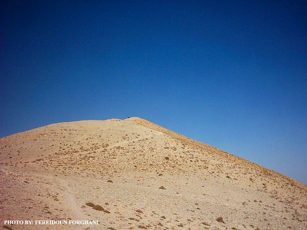 Mt BOLOOR N-S Ridge