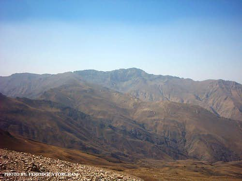Mt Khashechal