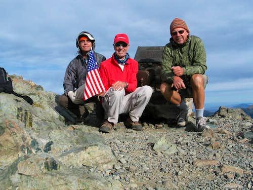 Wheeler Peak & Humphreys Peak - a 3-day Two-fer