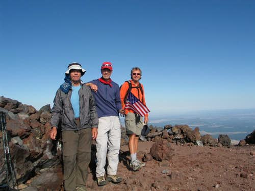 Consider Humphreys Peak bagged