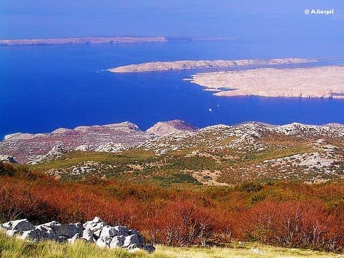 Autumn on Mid Velebit