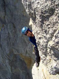Waiparous Tower, 5.8