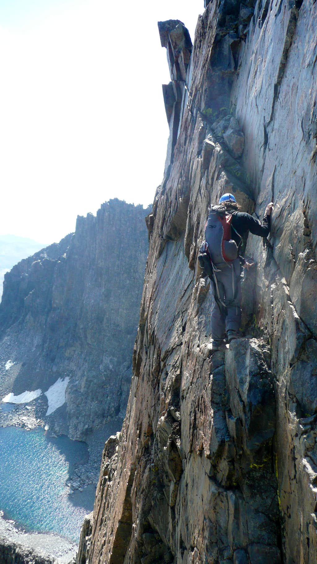 Clyde-Eichorn ridge