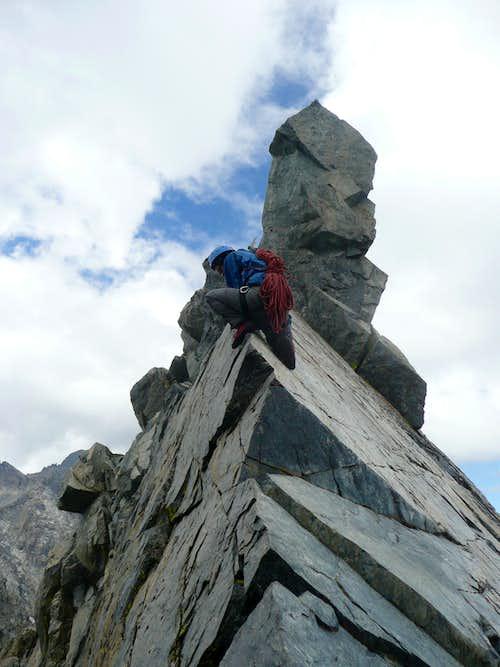 ridge to Leonard