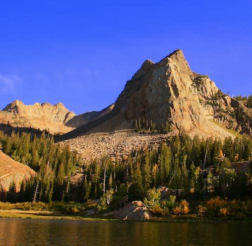 Lake Blanche