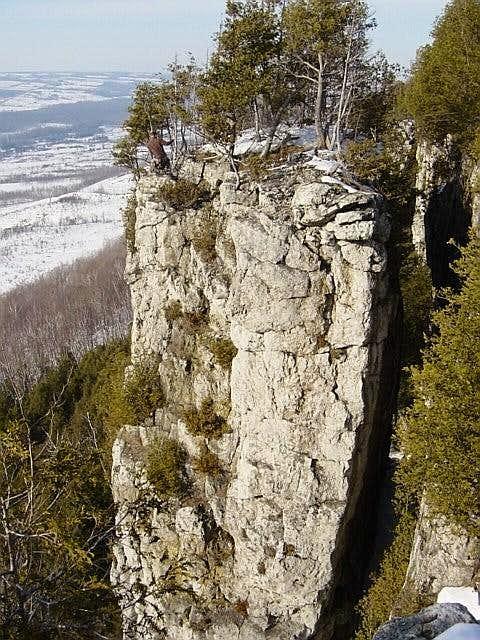 Old Baldy-Kimberley Rock