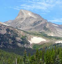 Sawtooth Mountain, summer 2006