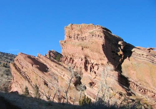 Red Rock\'s Fountain Formation...