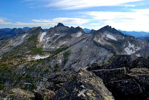Chaffin Peaks