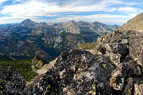 El Cap and The Comos