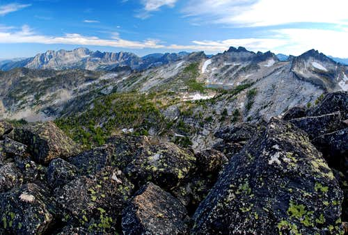 Trapper Peaks