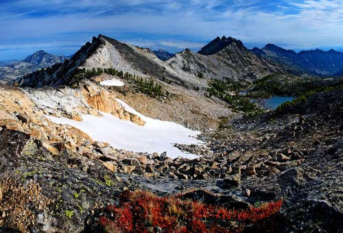 West Chaffin Peak
