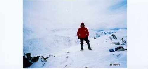Quandary Summit, Feb 25 2004.