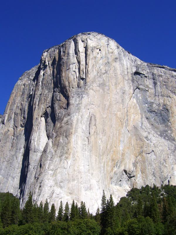 El Cap The Big Stone Photos Diagrams Amp Topos Summitpost
