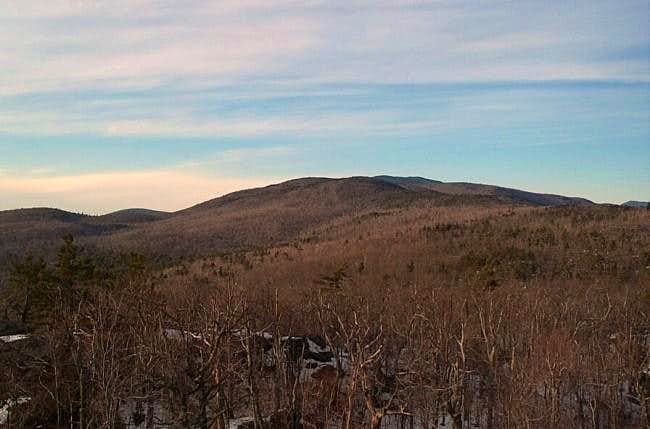 Carr Mountain from...
