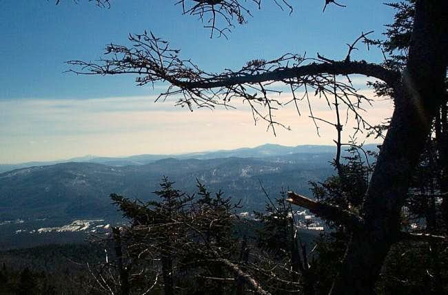 From Stinson Mtn. (3/7/04)