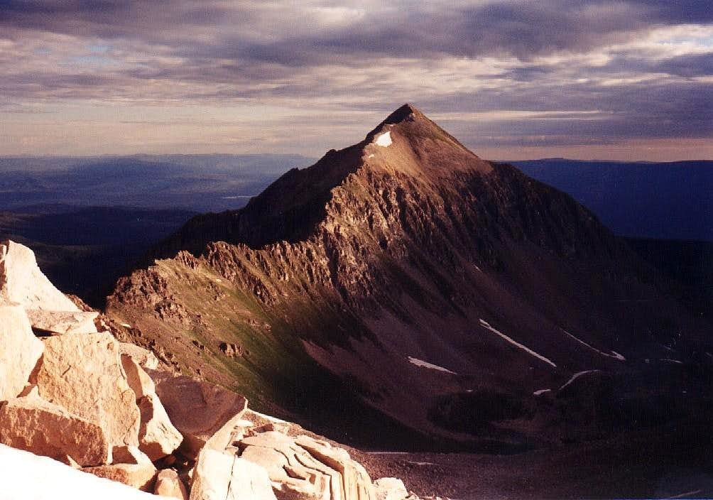Mount Daly