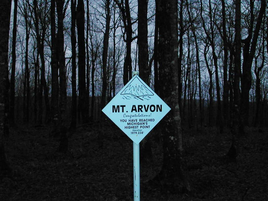 Mt Arvon, MI