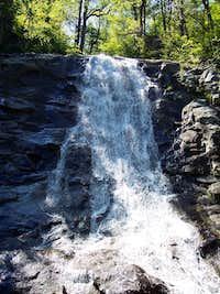 Whiteoak Canyon Waterfall