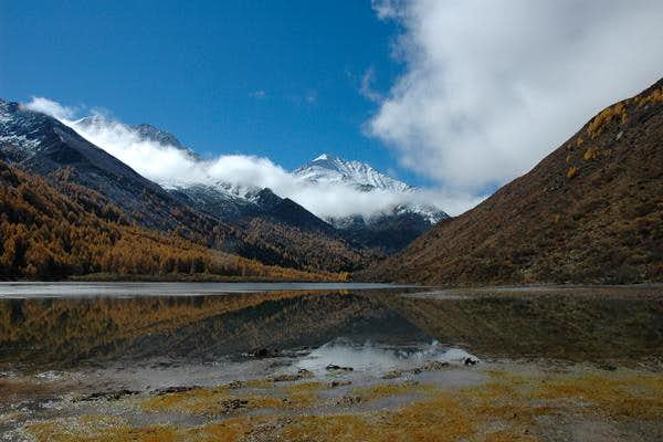 DaHaiZhi Gully - Autumn