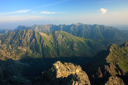 High Tatras of Poland
