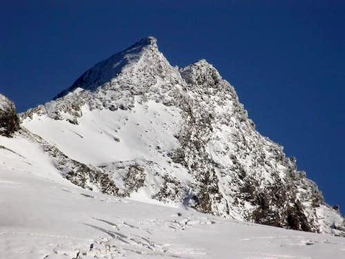 il monte Doravidi mt. 3439...