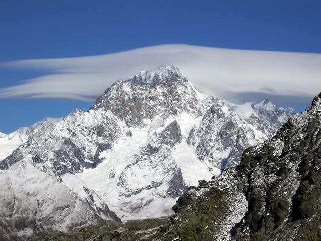 il Monte Bianco mt. 4810
