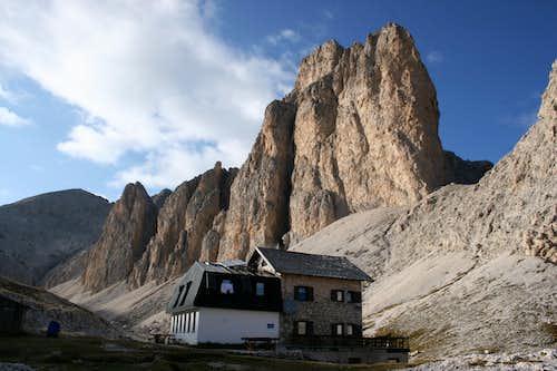 Team Building in Dolomites