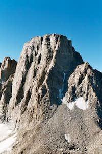 Mt. Sill - taken from ridge...