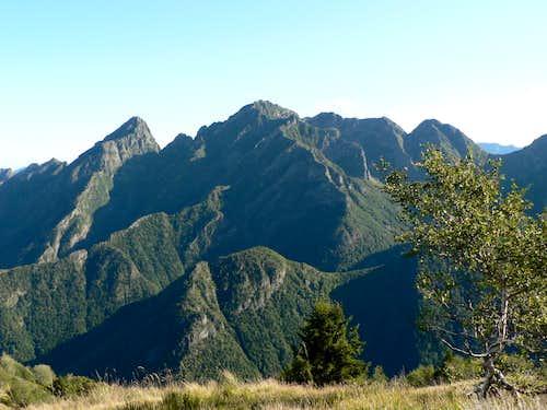 Mount Lesino and Proman