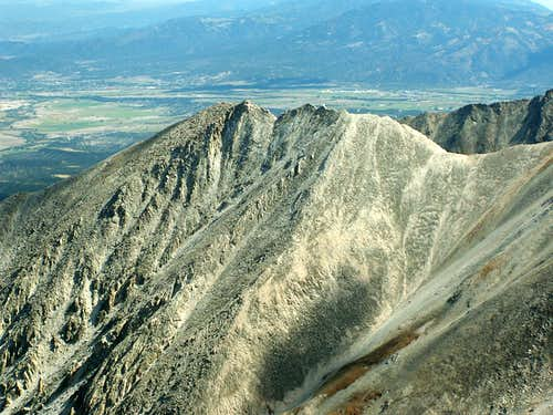 Mount White\'s East Ridge