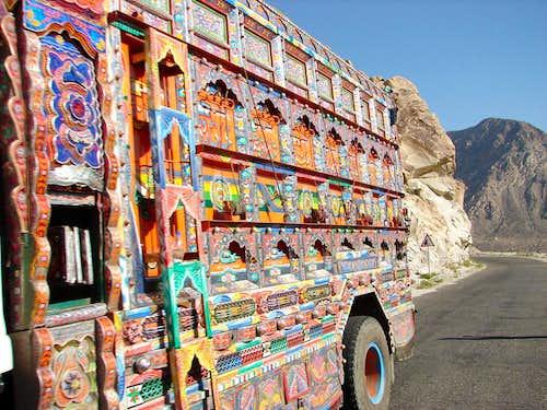Karakoram Highway/Silk Rout Pakistan