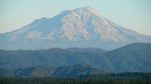 Good Morning Mount Shasta!