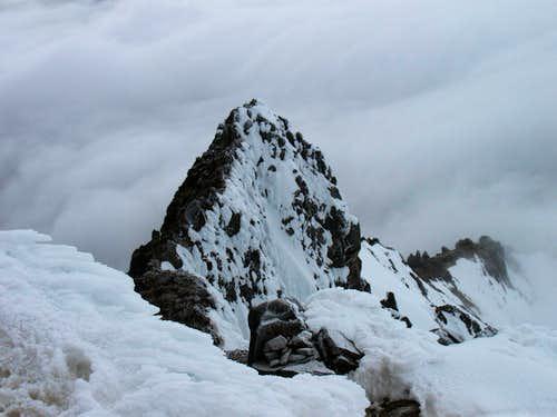 Razor's Edge Illiniza Norte