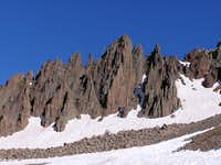 Rock Formation, Mt. Sneffels