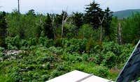 View from Faraway Mtn. summit