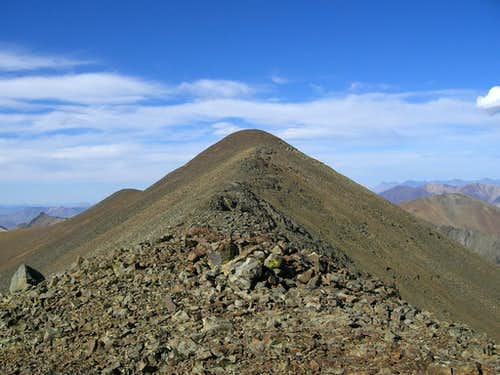 Smiley\'s Summit Ridge