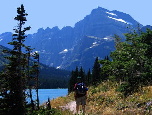 How Not to Hike the Grinnell Glacier Trail