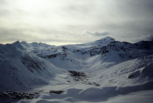 Tignes and Grande Motte