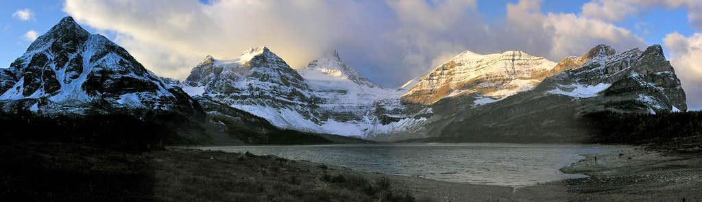 Assiniboine Panorama